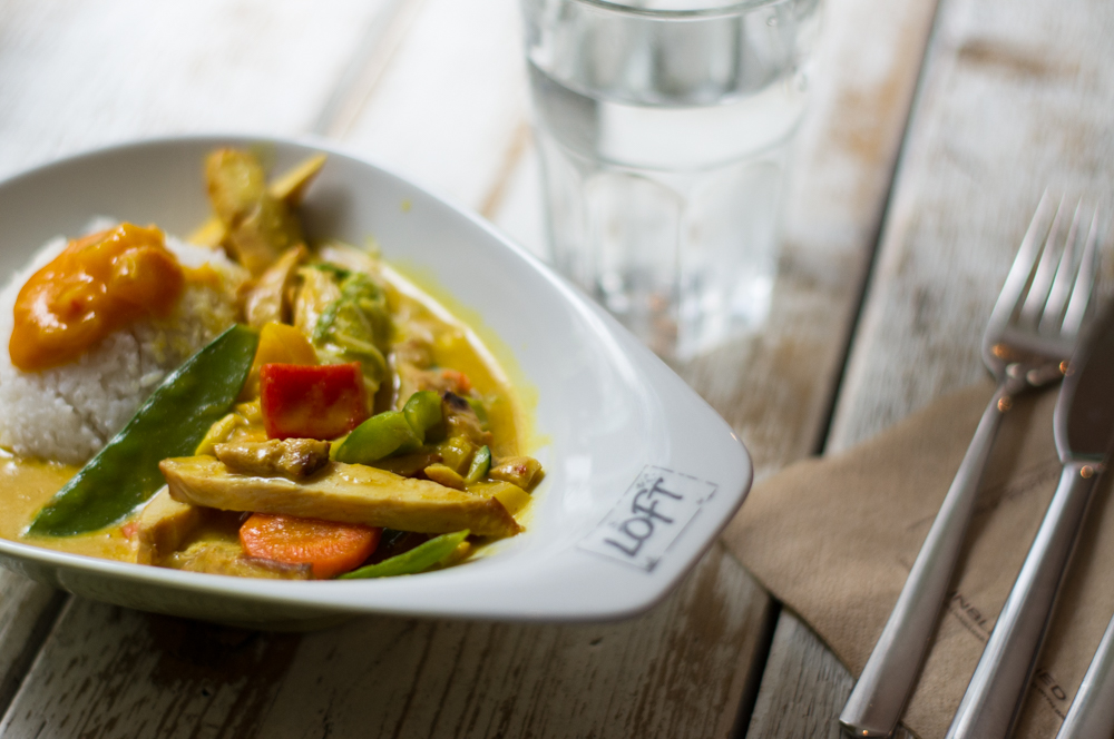 LOFT, where inspiration tastes like fresh curry