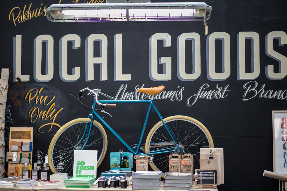 """Local Goods Market"" – an absolute must go in Amsterdam"