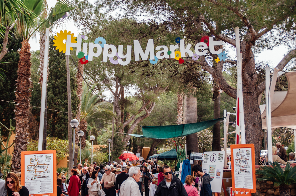 Hippy Market Punta Arabí IBIZA // PHOTO: Rossana Photography